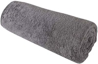 Indolinen Medium Towel / Handuk Besar - Grey/Abu-abu
