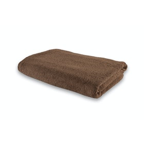 Indolinen Bath Towel / Handuk Mandi - Brown/Coklat