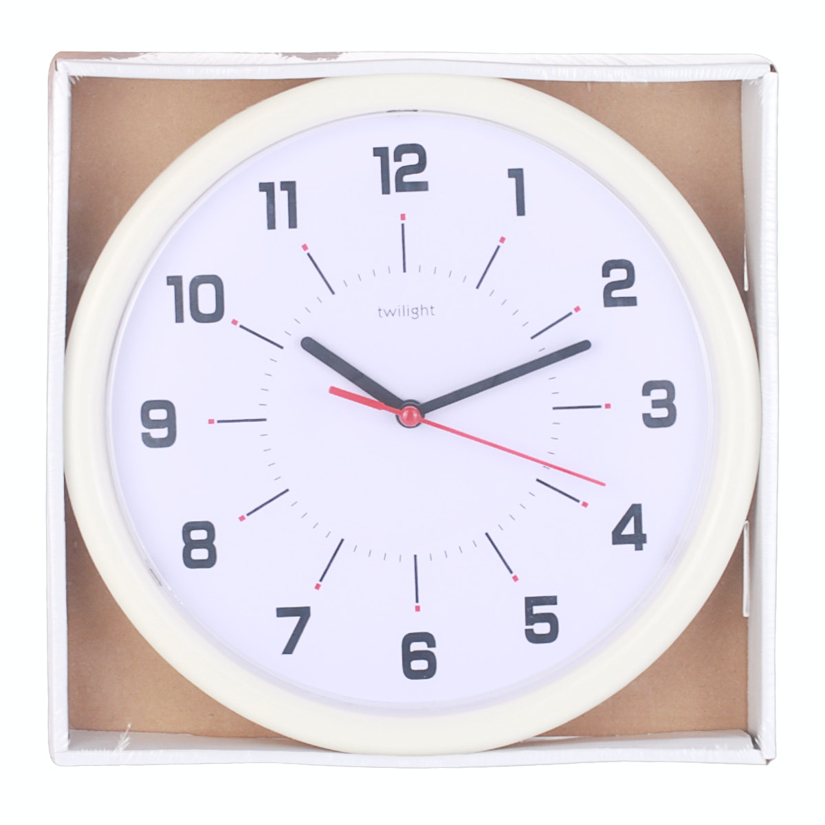 Informa Wall Clock L017 We