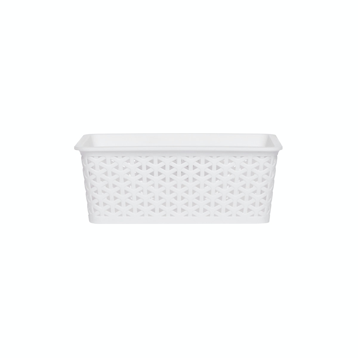 Informa Storage Basket White