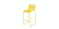 Informa Whoopy Bar Stool Yellow