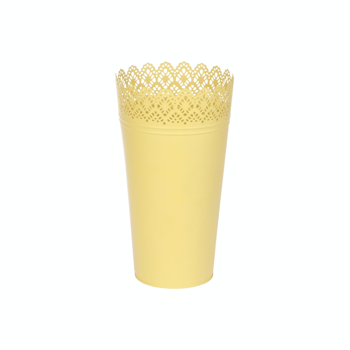 Informa Vase Pot Round 903Y Yellow 26