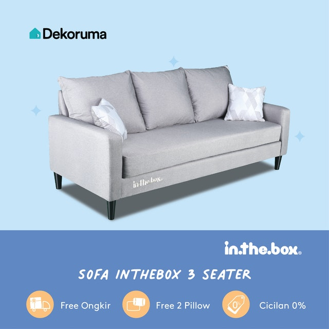 In The Box Sofa 3 seater
