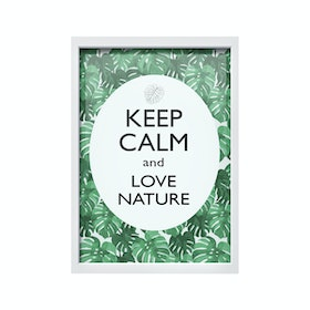 iwallyou Love Nature Wall Poster