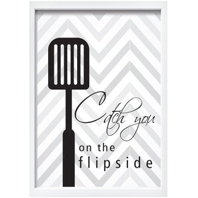 iwallyou Catch On The Flipside Wall Poster