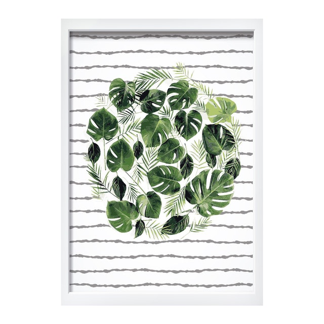 iwallyou Wall Poster Little Leafes