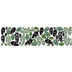 iwallyou Wall Sticker Obiliqua Leaves