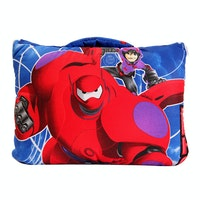 Juzzshop Bantal Selimut Mini Big Hero JSBM063