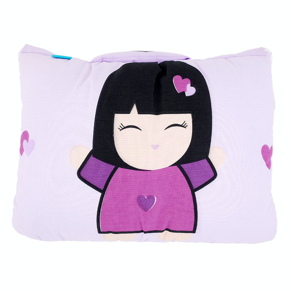 Juzzshop Bantal Selimut Mini Little Oshin JSBM068
