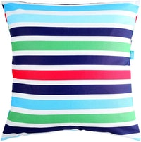 Eolins Bantal Sofa Salur Harvey JSPS052 40x40 Biru