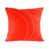 Eolins 5pcs Sarung Bantal Sofa Strings JSPS080 40x40cm Orange