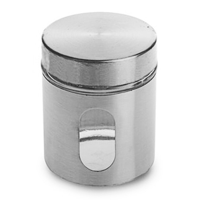 JYSK Glass Stainless Steel Seal Jar 16515C 1