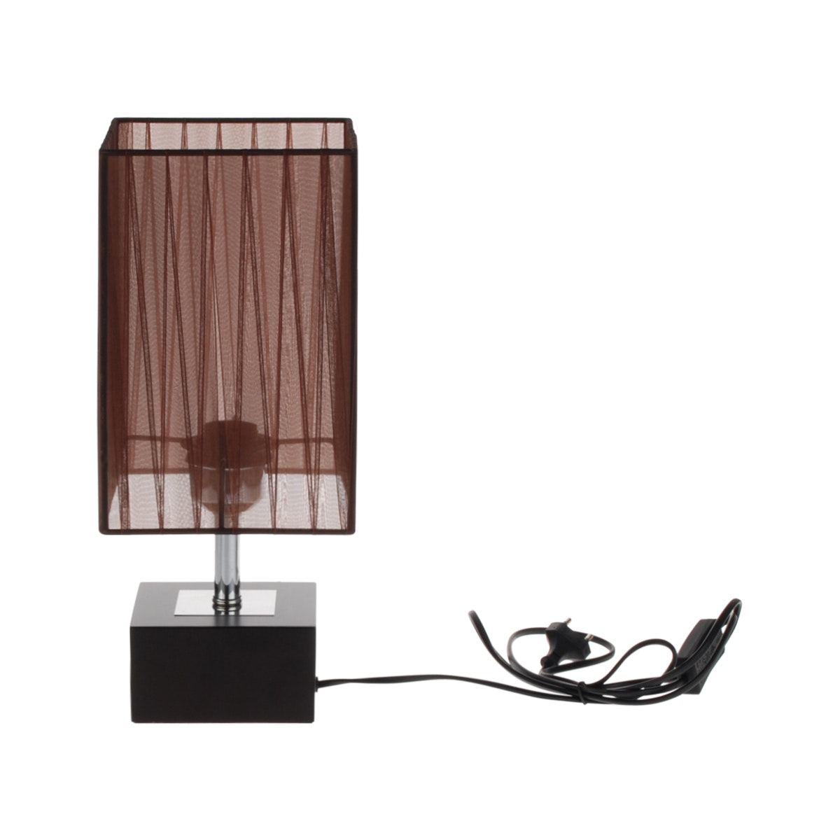 JYSK Table Lamp,220V,Coffee 17309-A