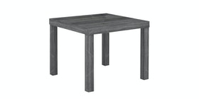 JYSK End Table 50X50X41Cm Sonama Grey