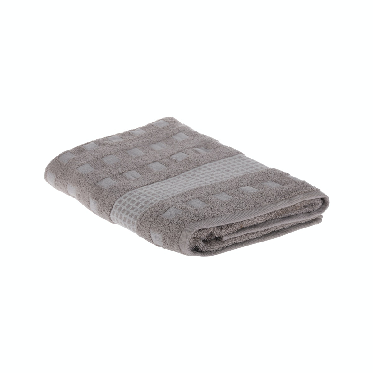 JYSK Kronborg Gold Towel 70X135  Grey