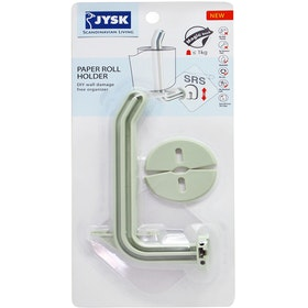 JYSK Paper Roll Holder W/ Sticker Assorted