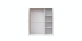 JYSK Wardrobe Price Star 3 Doors White