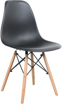 JYSK Dining Chair Begiven Black