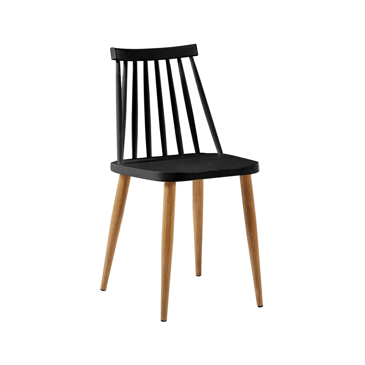 JYSK Dining Chair KLAR 50X42X79 Cm Black
