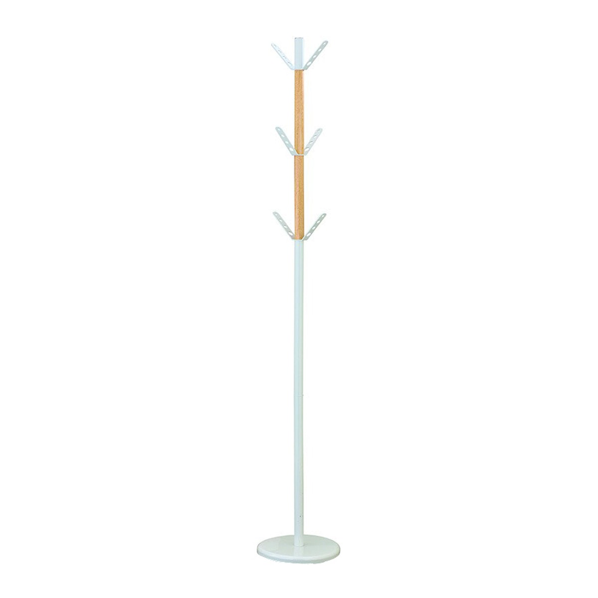 JYSK Clothes Stand Frelse 28X28X177 Cm White