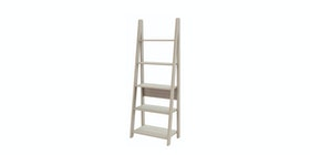 JYSK Shelving Unit Tangga 64X40X175cm - Rak Unit Sonoma Oak