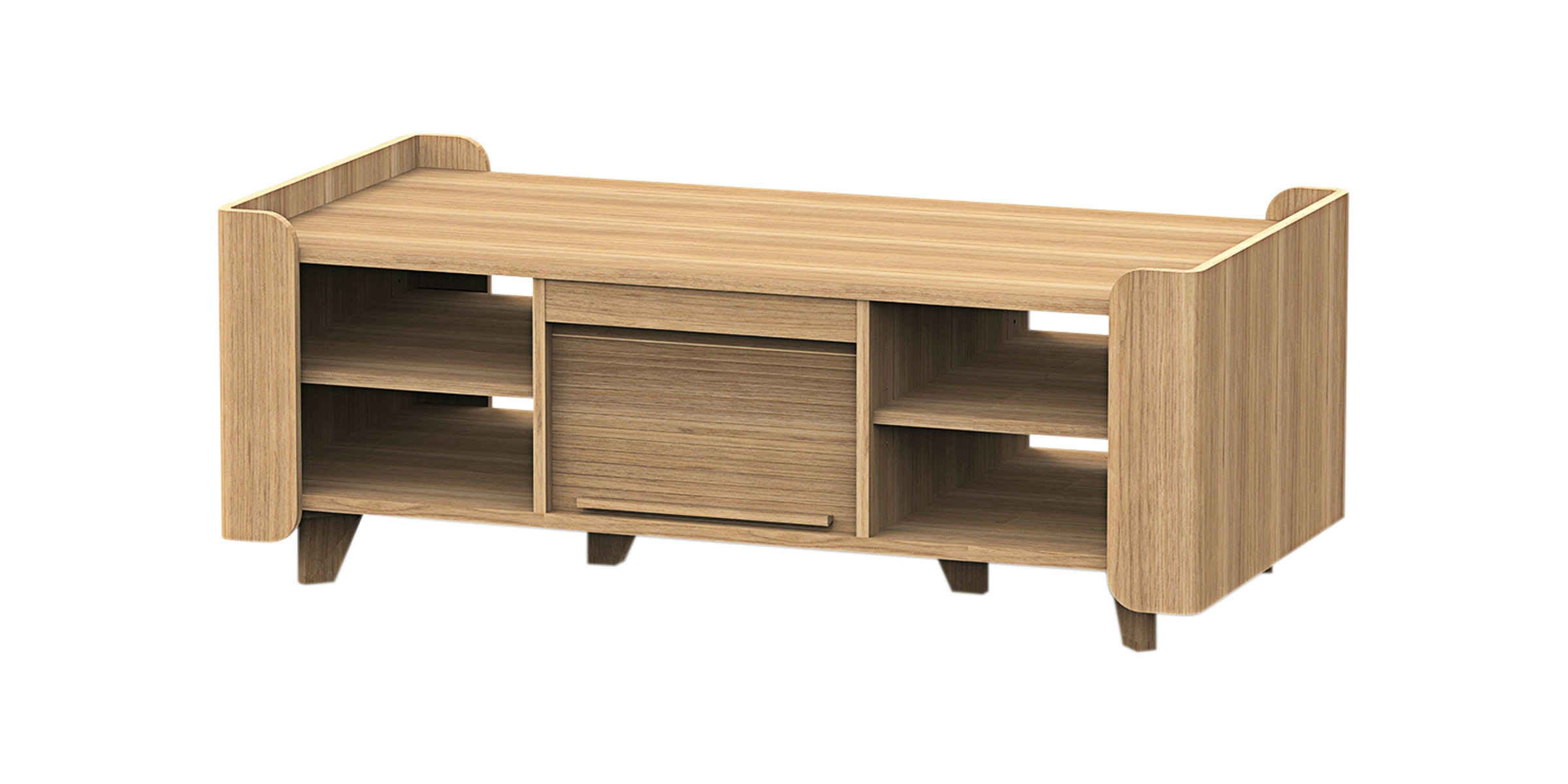 JYSK Coffee Table Jorgensen 120X60X45 CM Oak