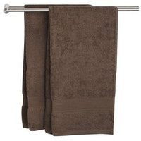 JYSK Towel Dansborg 34X80 - Handuk Dark Brown