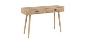 JYSK Console Table Elvis 120X39X75Cm Brown
