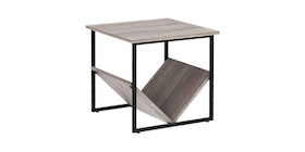 JYSK Nest Of Tables Niles 48X48X45Cm Brown