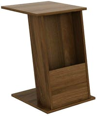 JYSK End Table Elfa 39X49X60Cm - Meja Samping Brown