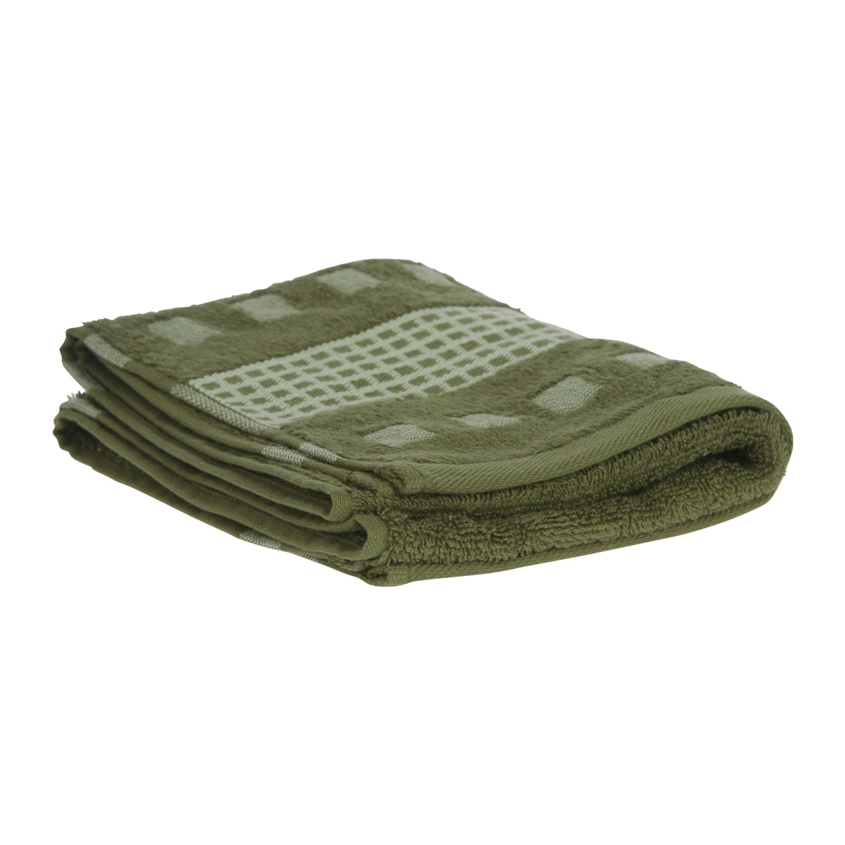 JYSK Towel Kronborg Gold 80X34 Green
