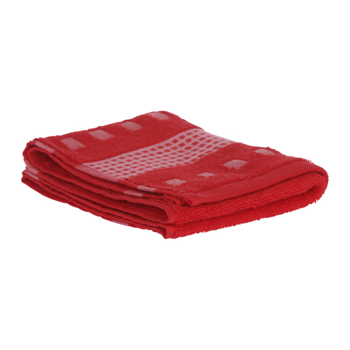 JYSK Towel Kronborg Gold 80X34 Red