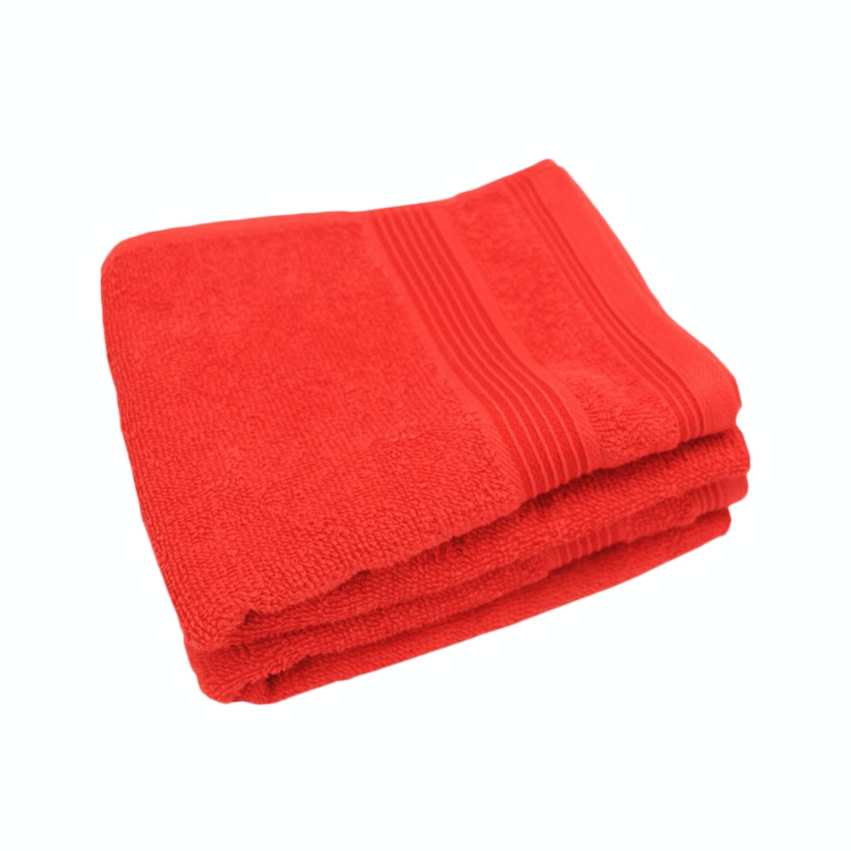 JYSK Towel Price Star 80X34 Red
