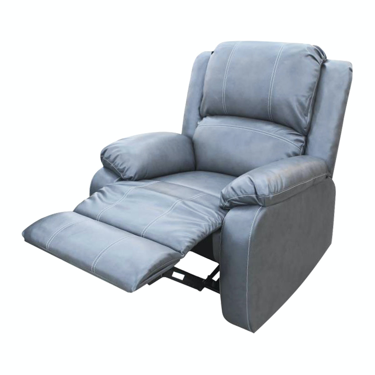 JYSK Sofa Recliner 1S Smerup 83X99X102 Dark Grey