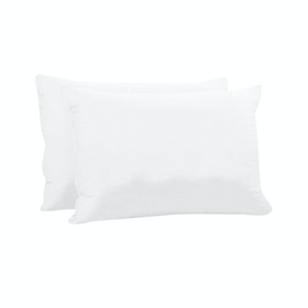 JYSK Pillow Combo 60X45Cm White 2Pcs