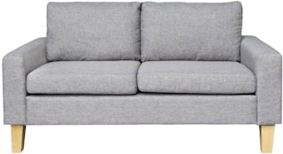 JYSK Sofa 2 Seater Burkal 145X74X79 Grey
