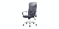 JYSK Office Chair Billum High Back Black