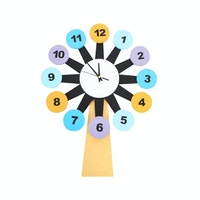 JYSK Wall Clock Ferris Wheel 16Da180 White