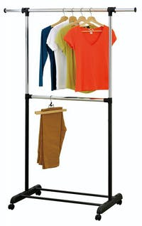 JYSK Clothes Rail Povel 153X44X186Cm Metal