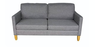 JYSK Sofa 2 Seater Apus 165X81X84Cm Light Grey