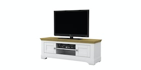 JYSK Tv Bench Wiltshire 138X42X49Cm Oak White