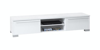 JYSK Tv Bench Aakirkeby 1 Drawer High Gloss