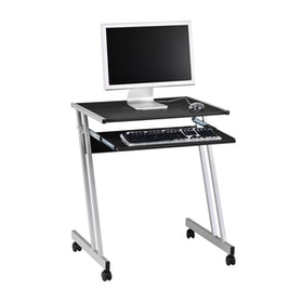 JYSK Computer desk LEMMING metal black