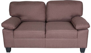 JYSK Sofa 2 Pers. Gedser Brown