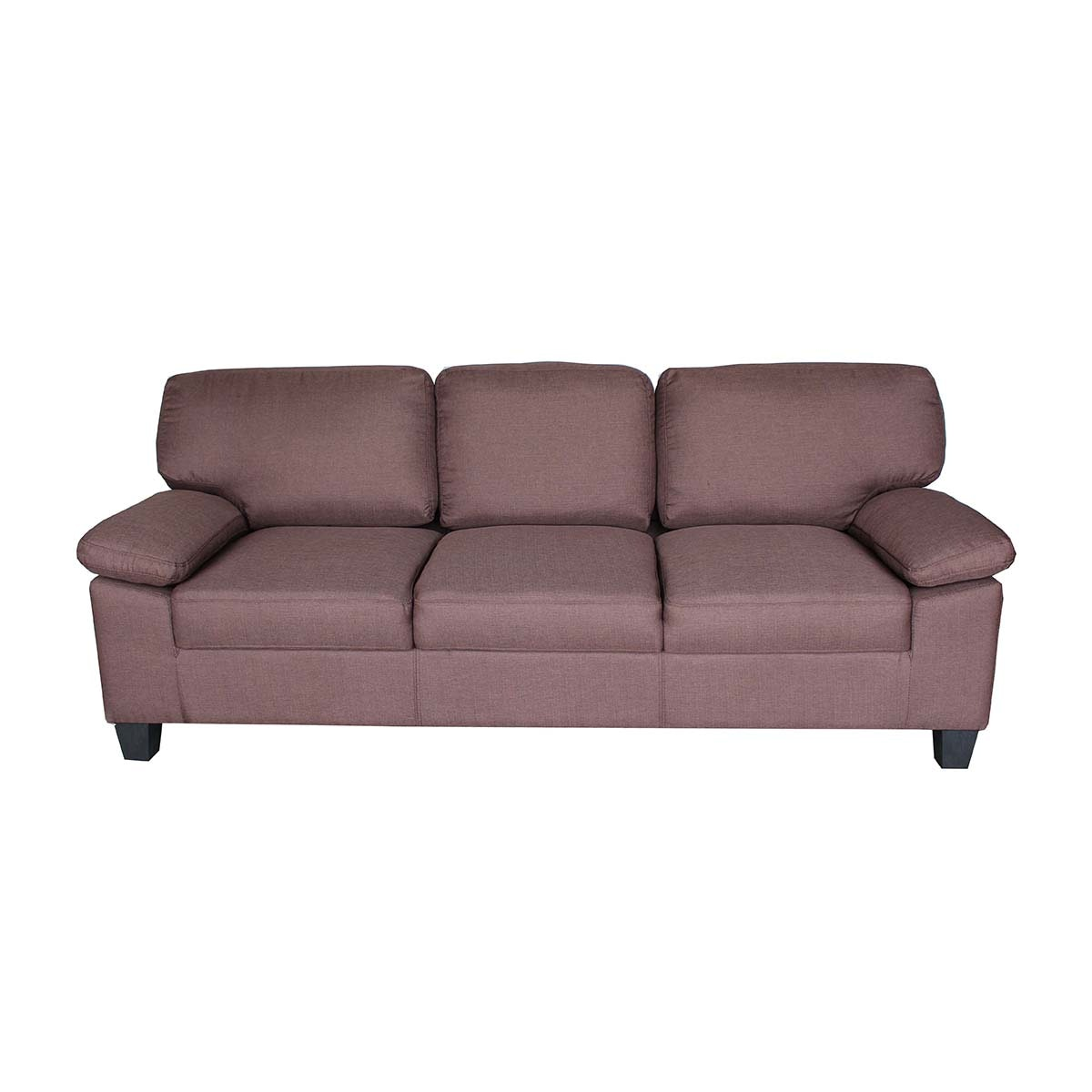 JYSK Sofa 3 Pers. Gedser Brown