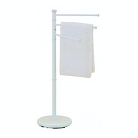 JYSK Towel Stand Tornby 3-Arms White