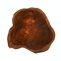 Kamea Home Natural Log Thick - Talenan
