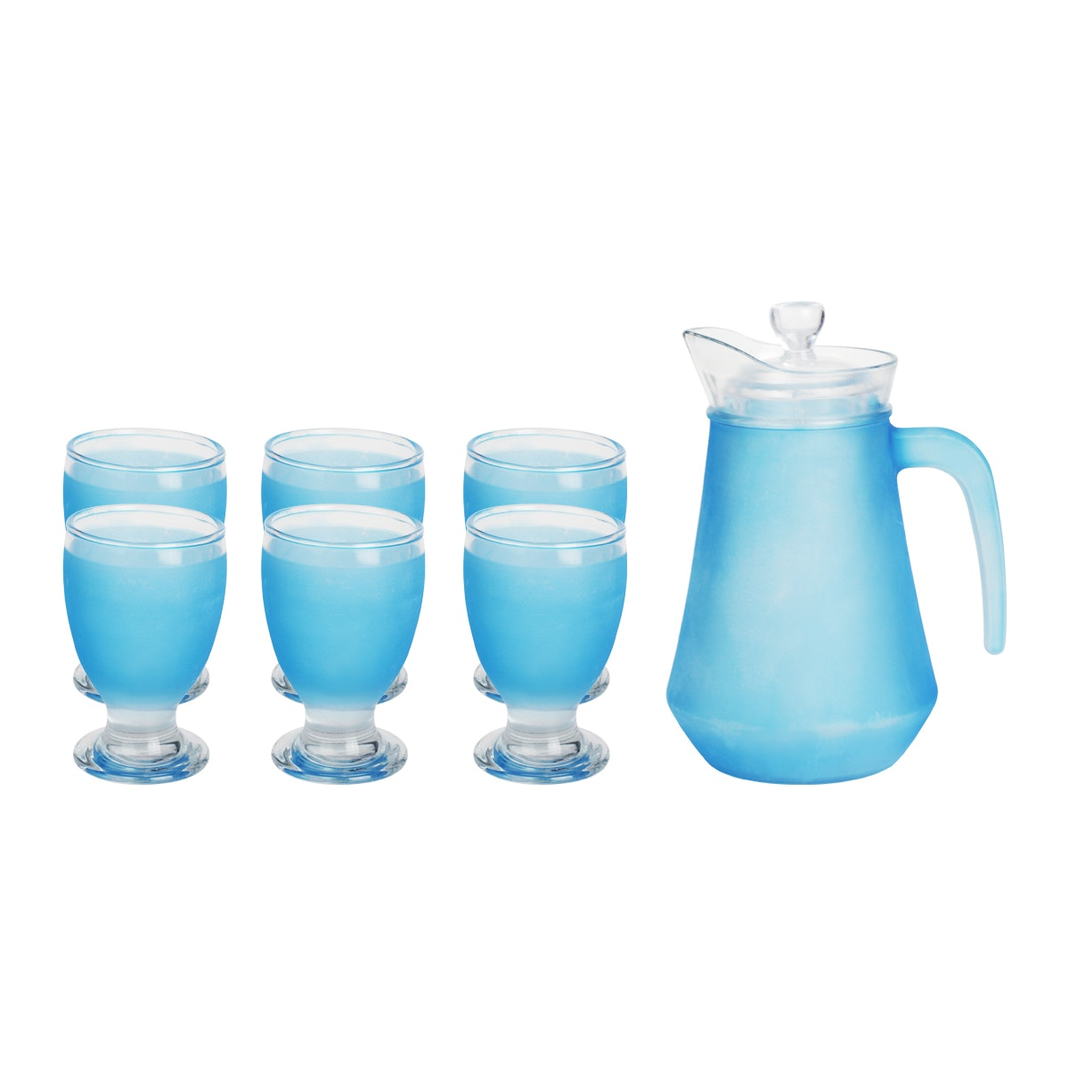 Kedaung Torino Pitcher Set WJ-1000C.HFW-7/SBL7-3GB