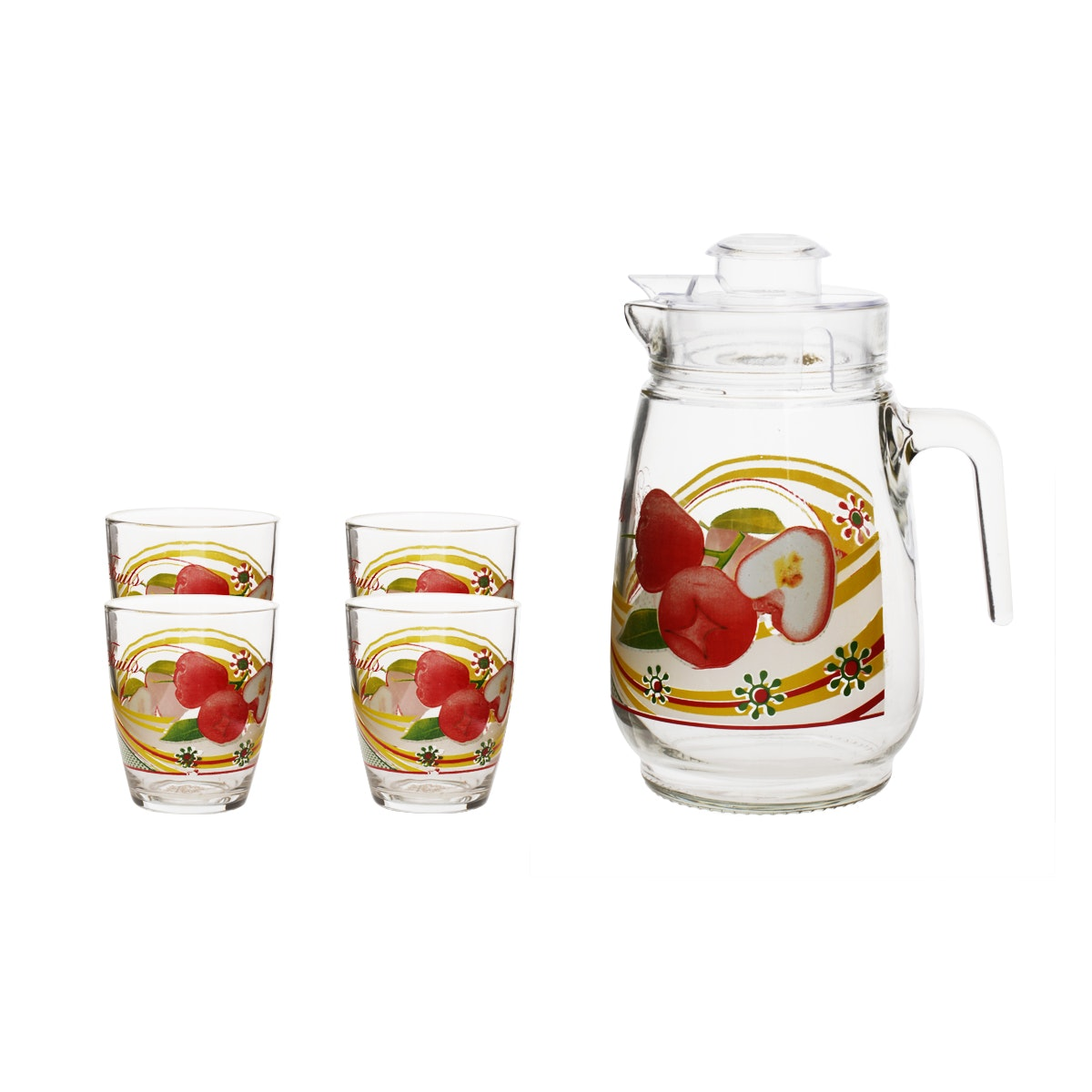 Kedaung Okina Pitcher Set IJ-1.25LC.PHT-7/D5-3GB