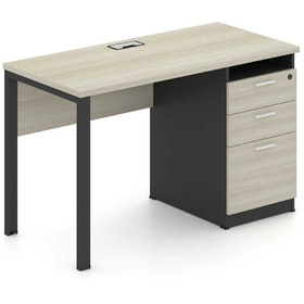 Officescale PCD1406A1 Clerical Desk 1400x600x750mm